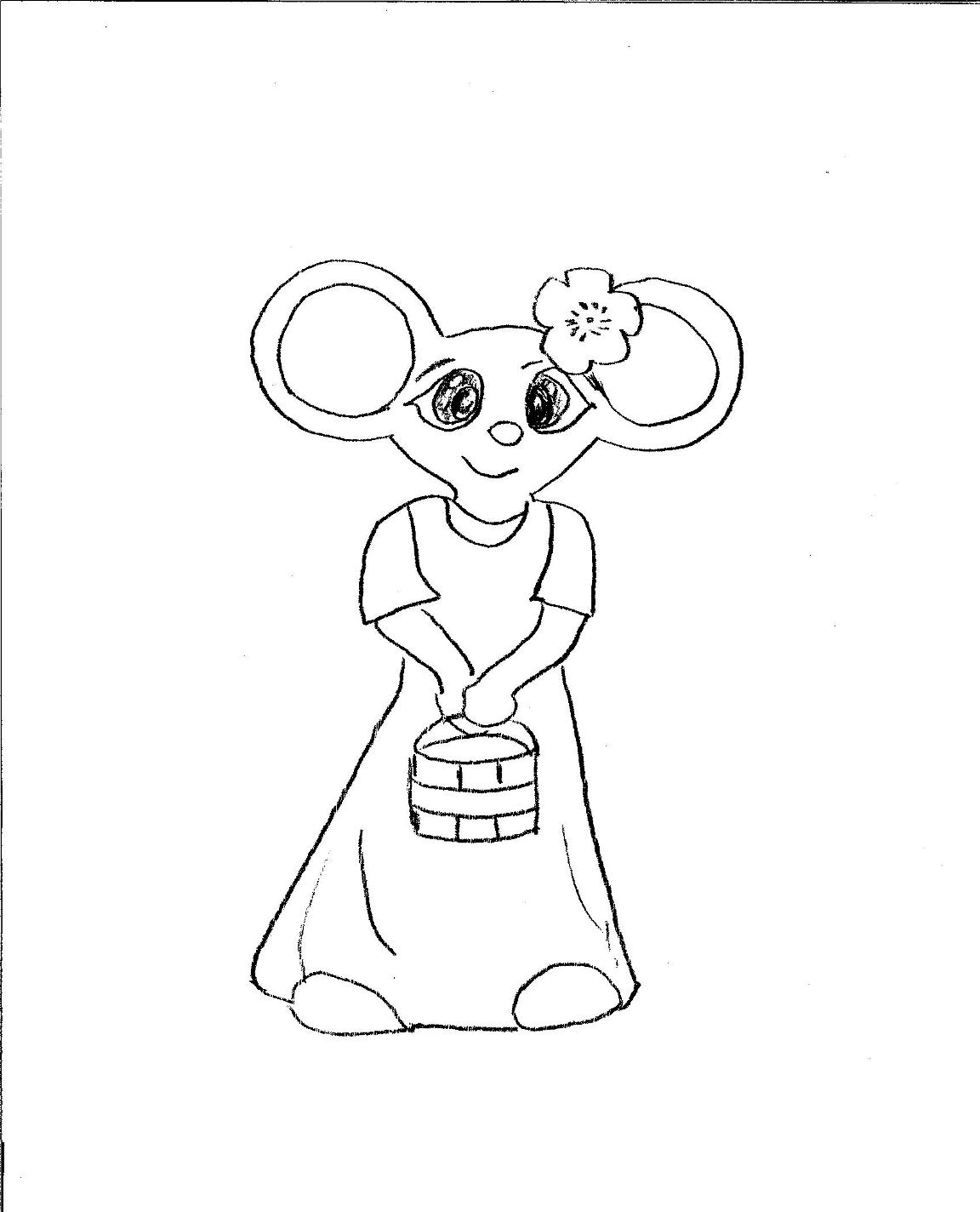 Annie Coloring Sheet